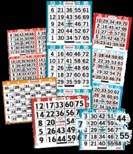 Bingo Paper Games | The Post Bingo